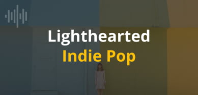 Lighthearted Indie Pop